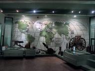 """""""Зелёный"""" зал. Основная экспозиция Первой мировой войны. (1)"""