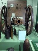 Русское 40мм траншейное орудие.(2)