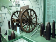 Русское 40мм траншейное орудие.(1)