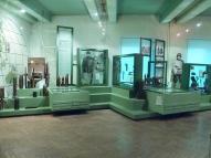 """""""Зелёный"""" зал. Основная экспозиция Первой мировой войны. (2)"""